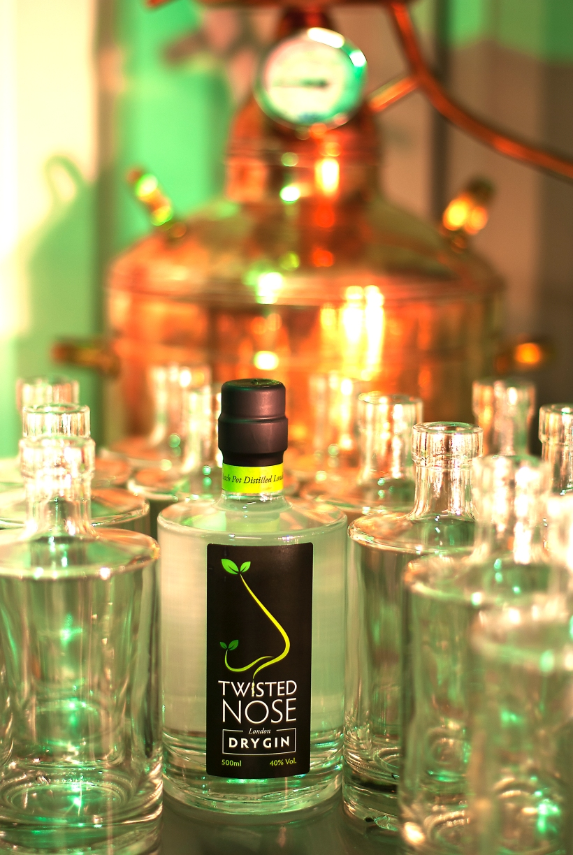 distillery u2013 under the ginfluence