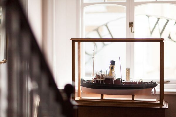 seaview hotel ship model