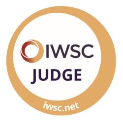 IWSC Judge Badge