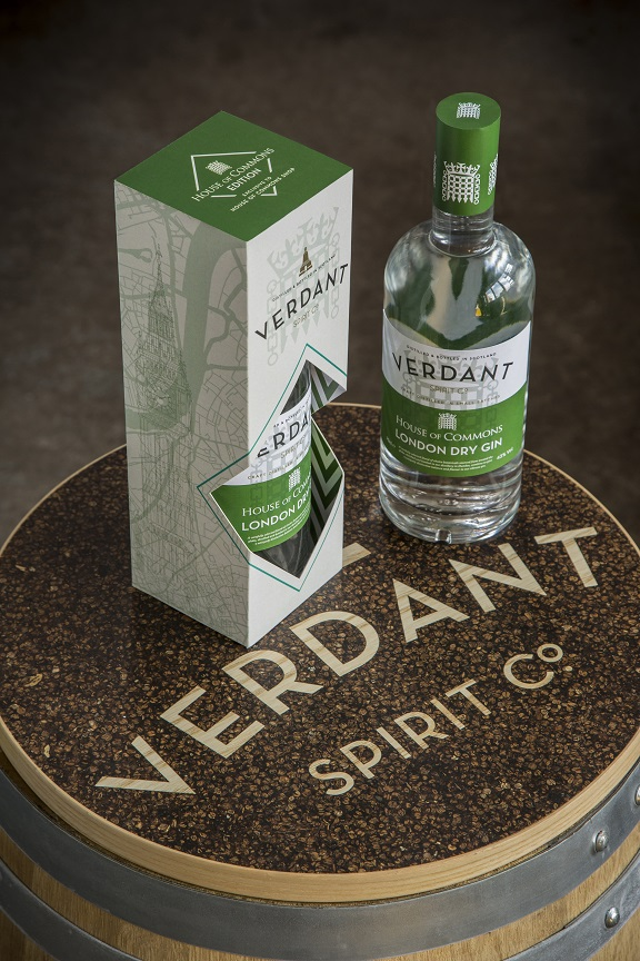 Verdant Spirits & House of Commons Pack Shot